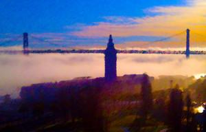 Camellia Hart - San Francisco Fog